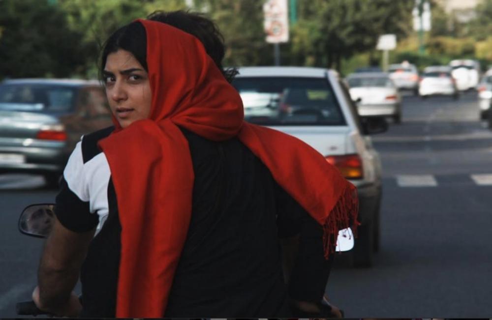 Micsha Sadeghi in I Am Nasrine (Picture: supplied)