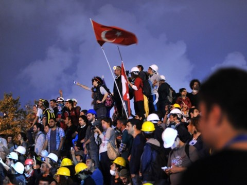 Turkish prime minister's dire threat to Taksim Square demonstrators