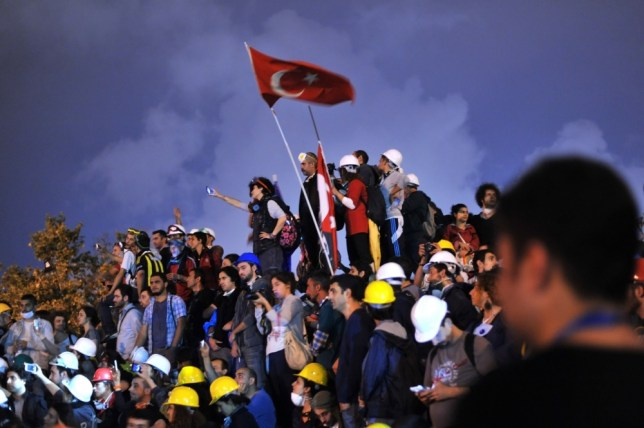 Turkish prime minister's dire threat to Taksim Square demonstration
