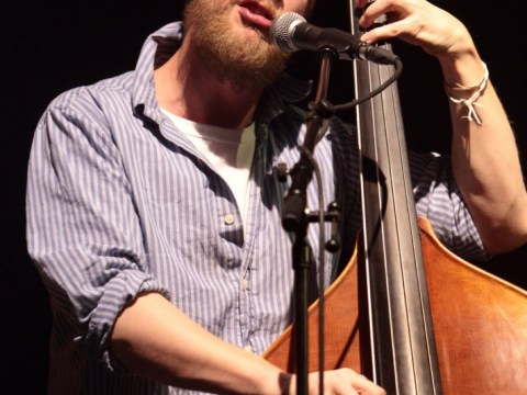 Mumford & Sons bassist Ted Dwane back home: Bear with a sore head!