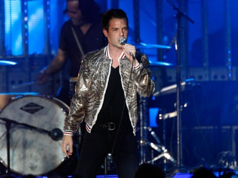 The Killers singer Brandon Flowers already planning his funeral before he moves on to his afterlife