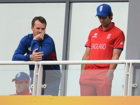 Crocked Graeme Swann ruled out of England's Champions Trophy semi-final