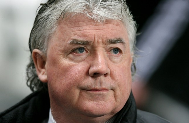 File photo dated 28/01/2009 of Joe Kinnear. PRESS ASSOCIATION Photo. Issue date: Issue date: Monday June 17, 2013. Joe Kinnear has insisted Alan Pardew was delighted to hear of his impending arrival as Newcastle's director of football. See PA Story SOCCER Newcastle. Photo credit should read: Martin Rickett/PA Wire.