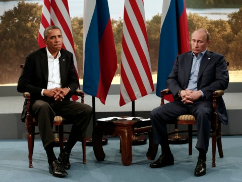 Vladimir Putin tells American people: Strikes on Syria will make conflict worse and only unleash further terror