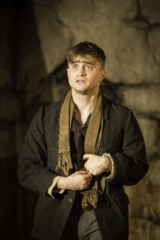 He's cast his spell on the West End, again. What's left for Daniel Radcliffe?