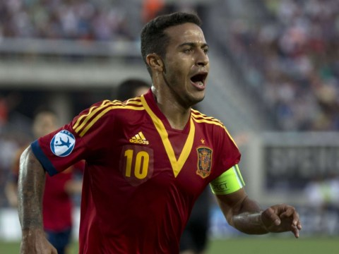 Thiago Alcantara's Barcelona talks dent Manchester United transfer hopes