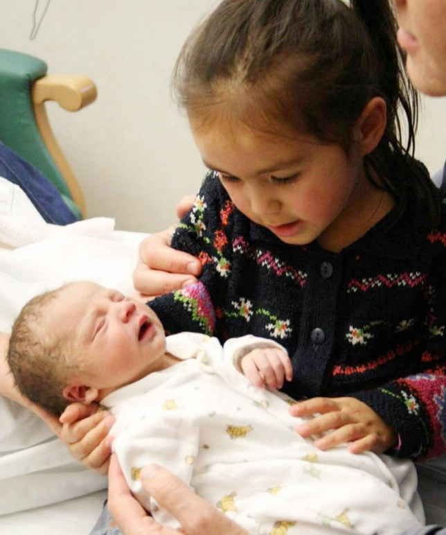 """Undated family handout of Joshua Titcombe from Dalton, Cumbria, with his sister Emily, as the father of the newborn boy who died in a hospital where mothers and babies died through neglect says claims that the healthcare watchdog covered up a failure to investigate are """"shocking"""". PRESS ASSOCIATION Photo. Issue date: Wednesday June 19, 2013. The Care Quality Commission (CQC) is accused of deliberately suppressing an internal review that highlighted weaknesses in its inspections of University Hospitals of Morecambe Bay NHS Trust, the Daily Telegraph said. James Titcombe's baby son Joshua died aged just nine days old in Furness General Hospital in 2008 after staff failed to spot and treat an infection, sparking a police investigation. See PA story HEALTH CoverUp. Photo credit should read: Handout/PA Wire NOTE TO EDITORS: This handout photo may only be used in for editorial reporting purposes for the contemporaneous illustration of events, things or the people in the image or facts mentioned in the caption. Reuse of the picture may require further permission from the copyright holder."""