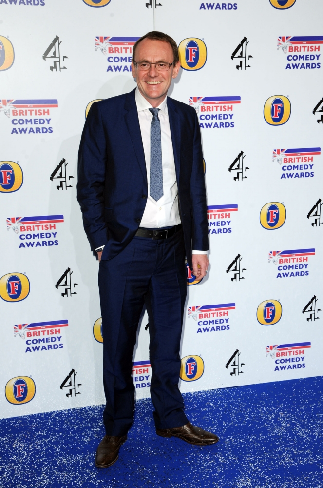 Sean Lock is back on the road with his  Purple Van Man show