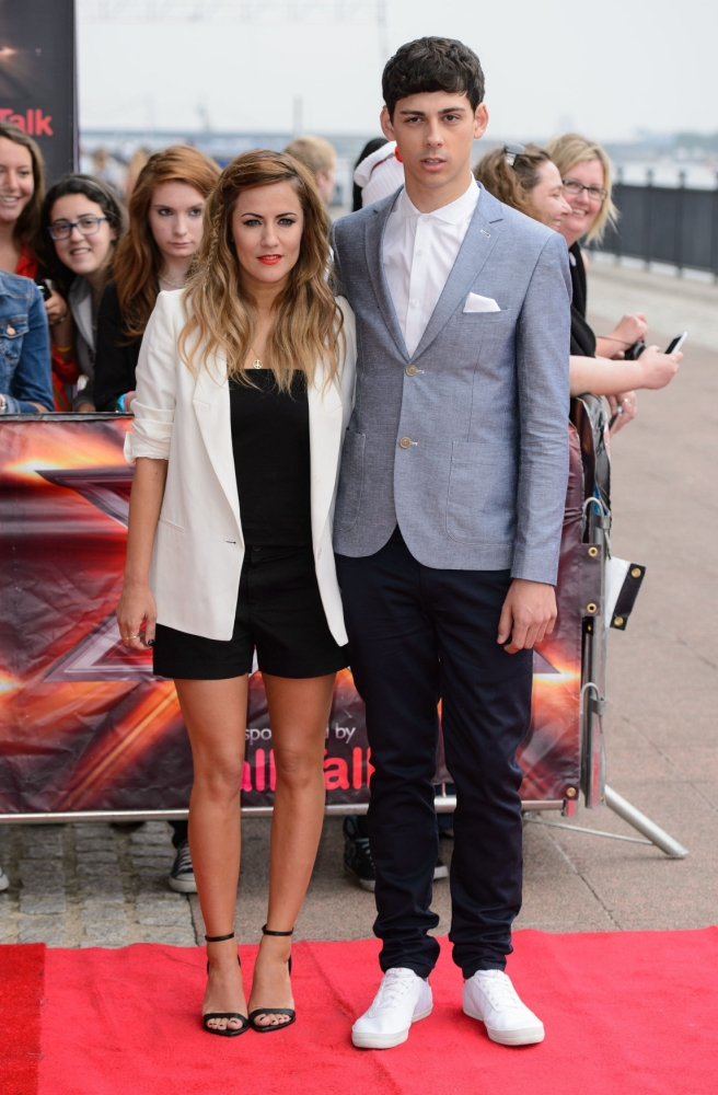 'It's time to pass the baton': Caroline Flack follows in Olly Murs' footsteps and quits The Xtra Factor