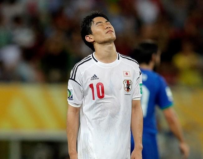 Shinji Kagawa: First Manchester United season was a headache