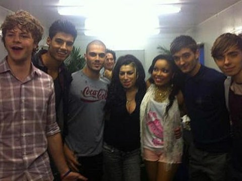 The Wanted: We were the last people to have our picture taken with Amy Winehouse three days later she died