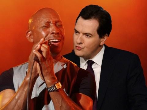 Novelty bet earns punters a record £10,000 as Osborne shrugs off MP's Jeffrey joke