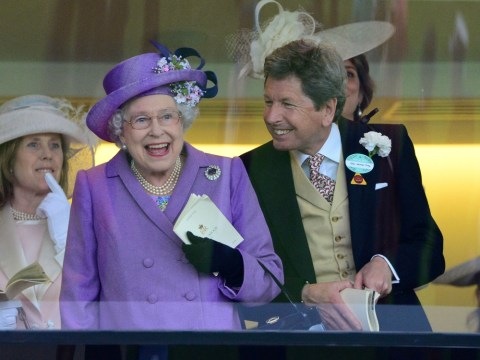Royal delight as Queen sees her horse Estimate romp to historic Gold Cup win