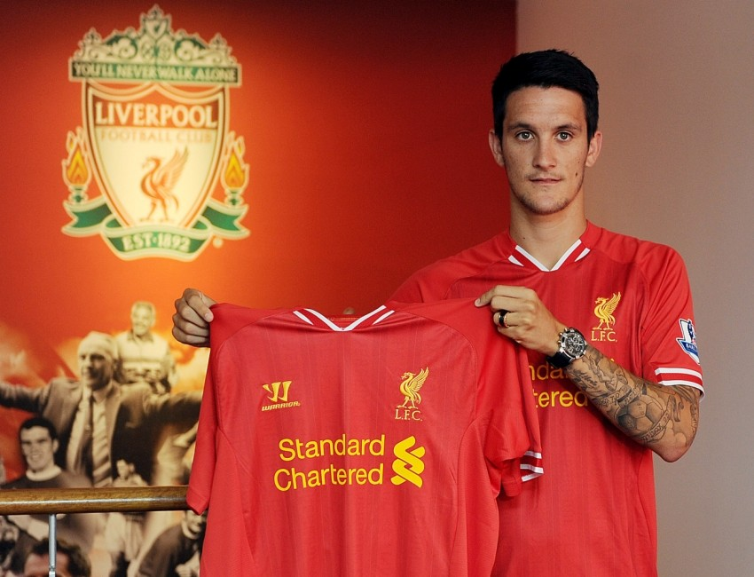 Luis Alberto is another Philippe Coutinho, says Liverpool boss Brendan Rodgers
