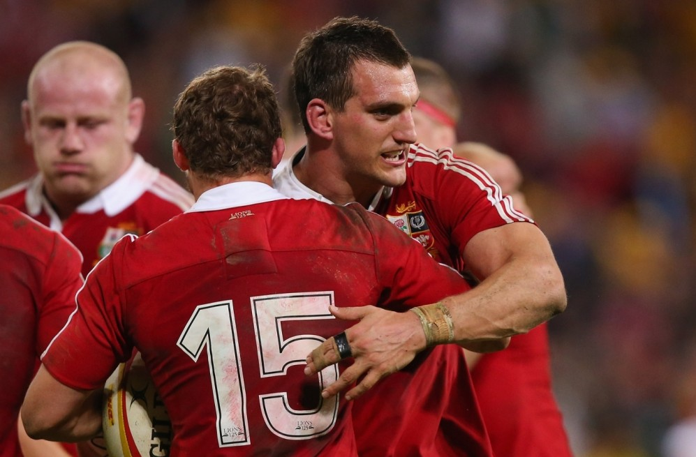 Sam Warburton admits Lions' two-point win over Australia was 'too close for comfort'