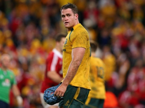 British and Irish Lions tour: Australia skipper James Horwill cleared of stamping