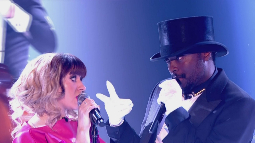 Will.i.am whisking The Voice runner-up Leah McFall to New York after odd Twitter ramble