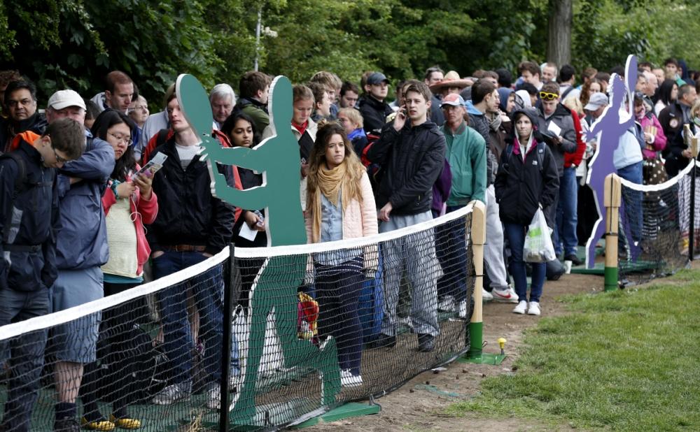 Wimbledon 2014: 10 tips for surviving the Wimbledon queue