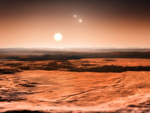 Three hidden planets 'could support life' in nearby solar system, scientists claim