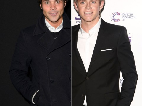 Face Off: Niall Horan and Andy Jordan in love tussle over Louise Thompson