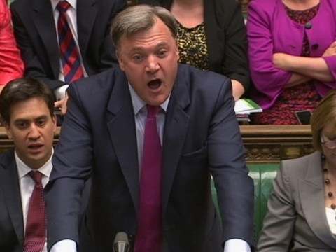 George Osborne's austerity failure means 'more of the same cuts', says Labour's Ed Balls