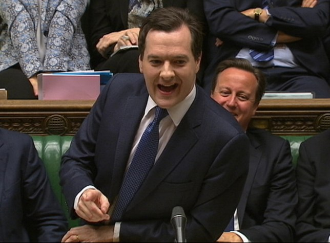 New age of the train: George Osborne pledges largest plan since Victorian age