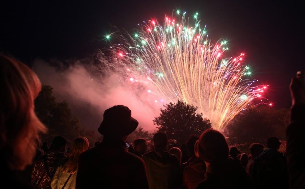 London's best bonfire night celebrations