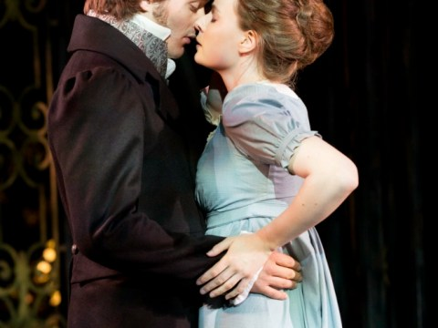 Simon Reade's open-air Pride And Prejudice may not be the most exciting production of the Jane Austen classic, but is still charmingly and elegantly portrayed