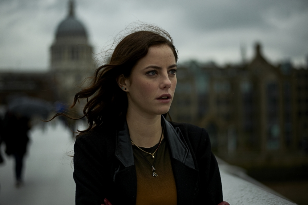Effy from Skins is pregnant and she looks blooming lovely
