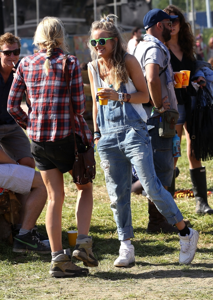 Glastonbury 2013: The top 10 best dressed