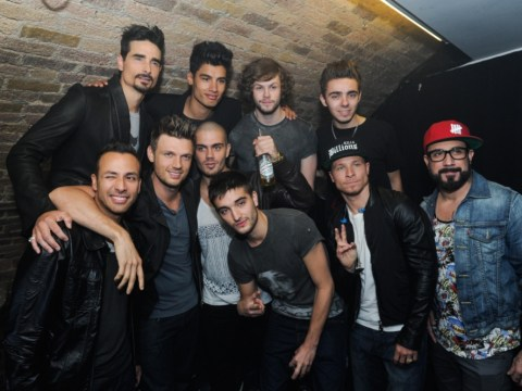 The Wanted and Backstreet Boys join forces to celebrate Pride in London 2013