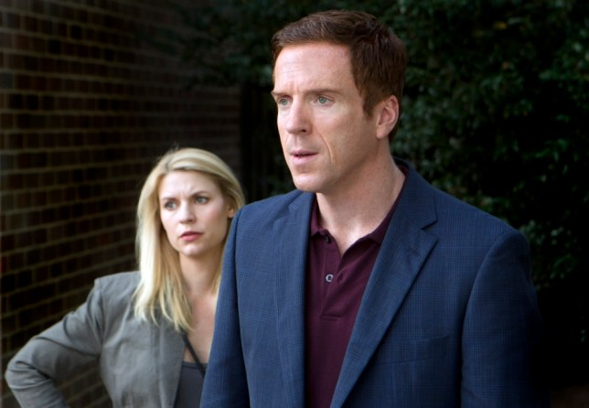 "Television Programme: Homeland. Claire Danes as Carrie Mathison and Damian Lewis as Nicholas ""Nick"" Brody.  in Homeland (Season 2, Episode 7). - Photo: Kent Smith/SHOWTIME - Photo ID:  Homeland_207_4634"