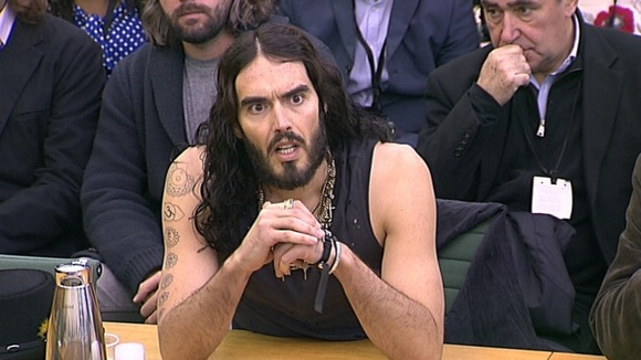 Russell Brand reacts to Clare Balding 'advance': I do that with all lesbians
