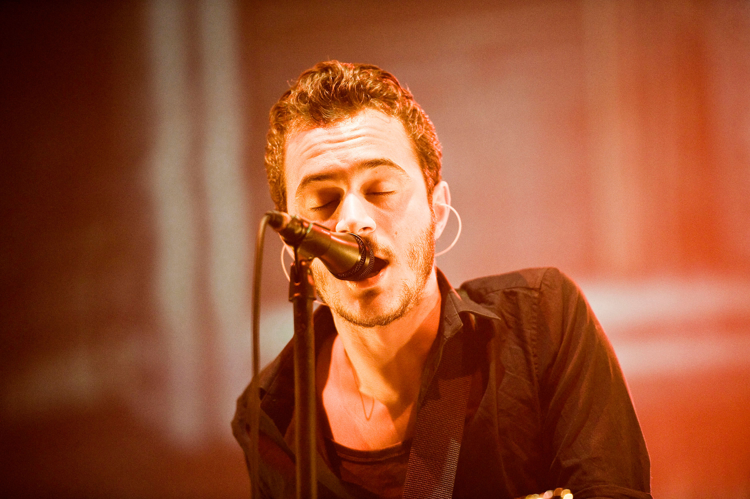 Tom Smith, lead singer of Editors (Picture: supplied)