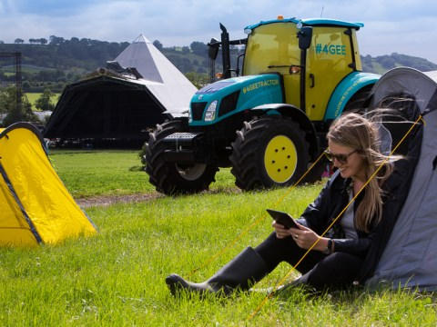Glastonbury to offer Wi-FI hotspot, but you need internet connection to find it