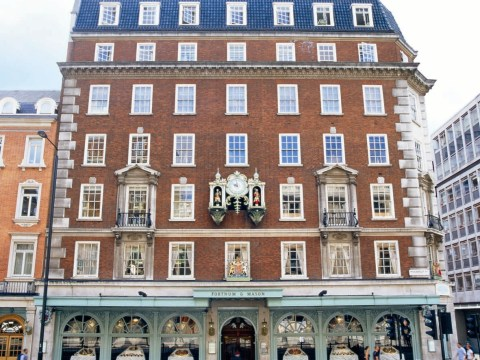 Fortnum & Mason does something special for Gay Pride magazine