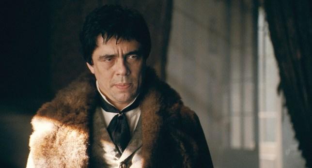 Benicio del Toro's role in the film has yet to be announced (Picture: File)