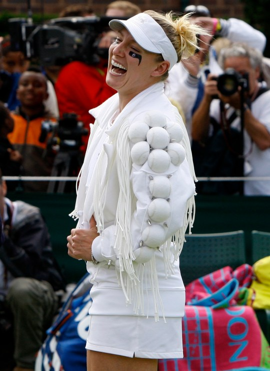 Wimbledon's top 10 controversial fashion moments | Metro News