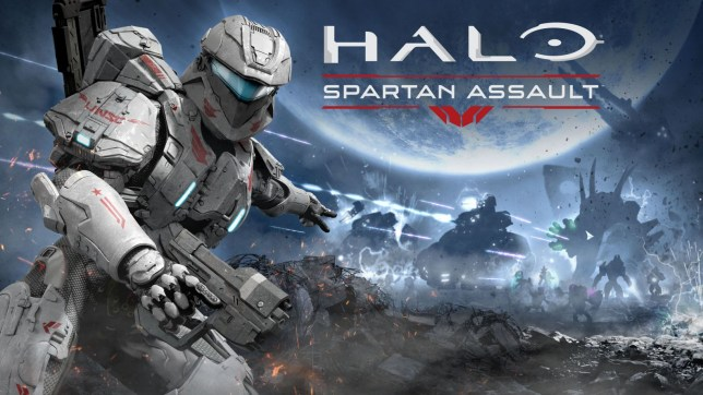 Halo: Spartan Assault - not an Xbox One game after all