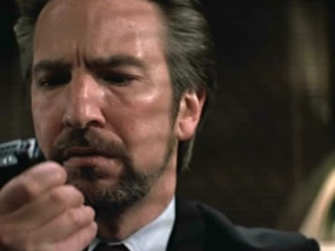 Happy Trails Hans: Die Hard villain Hans Gruber reviews the trailer for The World's End