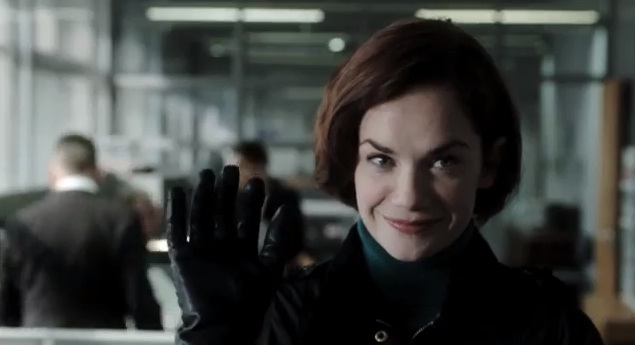 Ruth Wilson is totally up for reprising her role as psychopath Alice Morgan in Luther