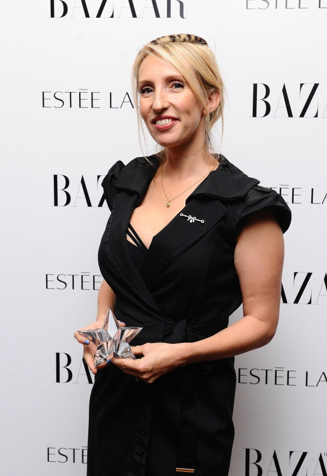 Sam Taylor-Johnson will direct Fifty Shades of Grey (Picture: PA)