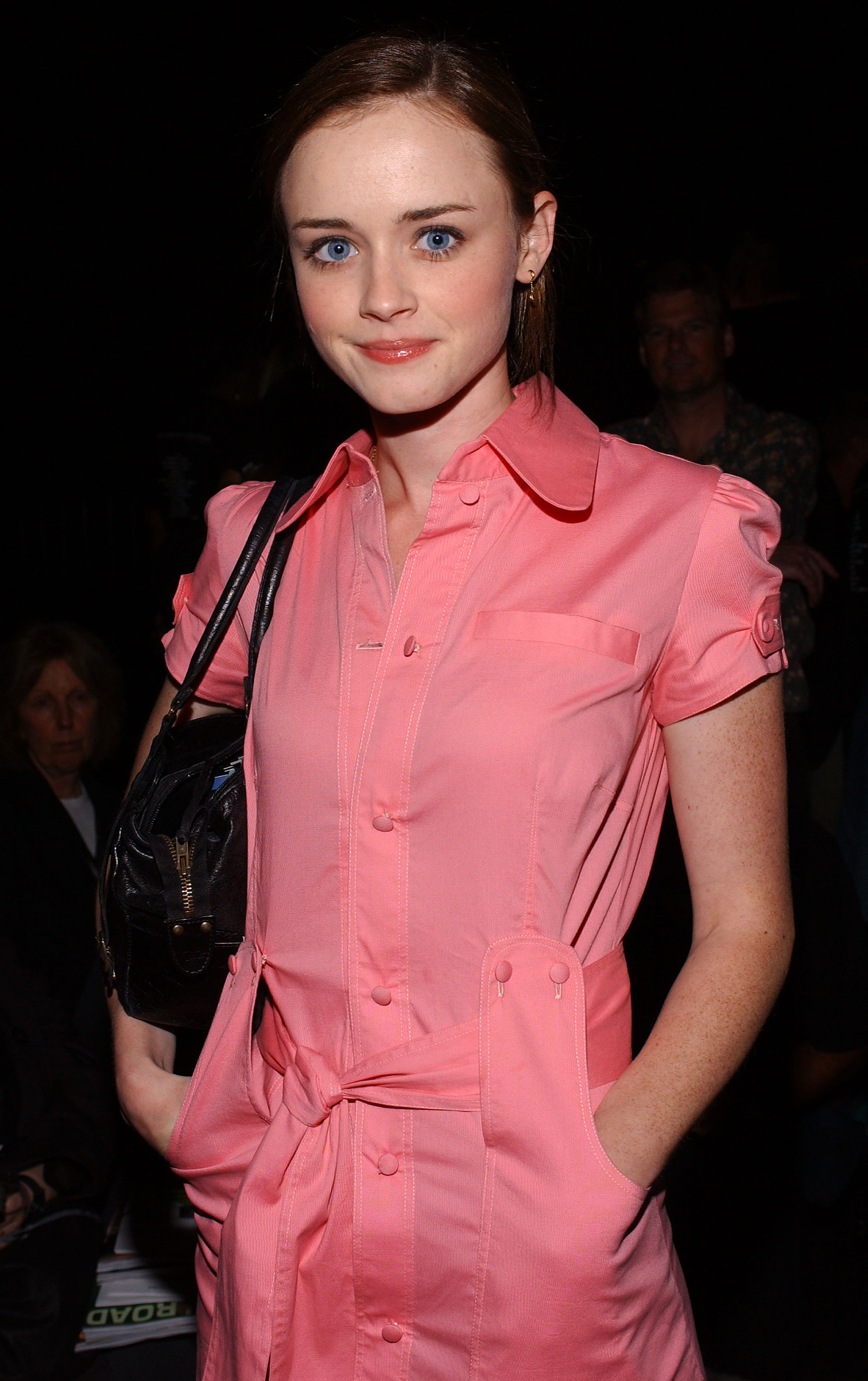 Alexis Bledel is new favourite to play Anastasia Steele in Fifty Shades Of Grey