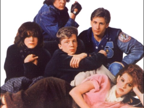 10 things The Breakfast Club taught us about life