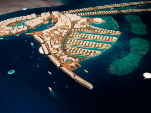 Qatar 2022 'to build new island for World Cup'