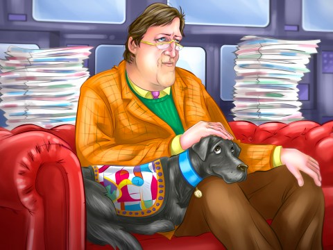 Richard Herring: Stephen Fry interview was my most electric 90 minutes onstage
