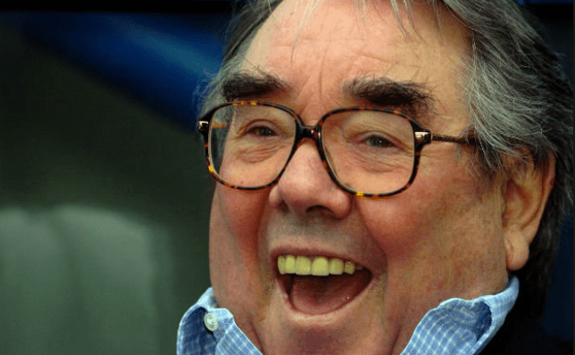 Ronnie Corbett is an animal lover himself (Picture: PA)