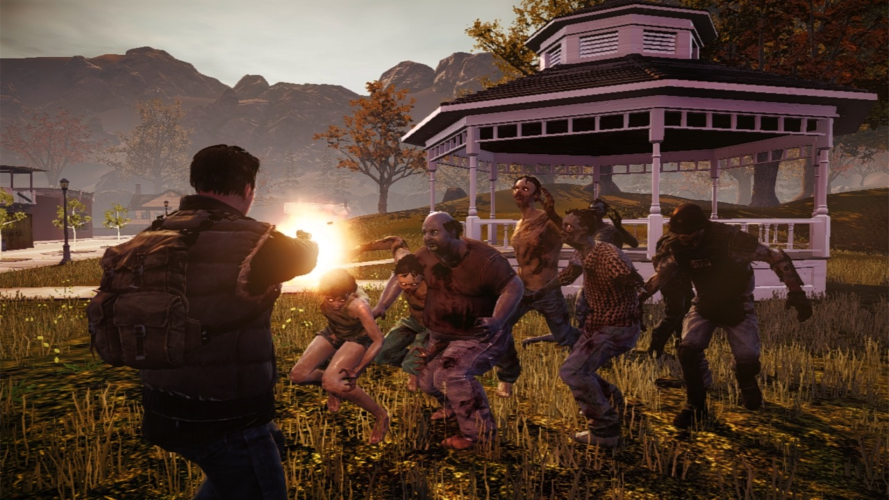 State Of Decay (360) – frankly, we'd run