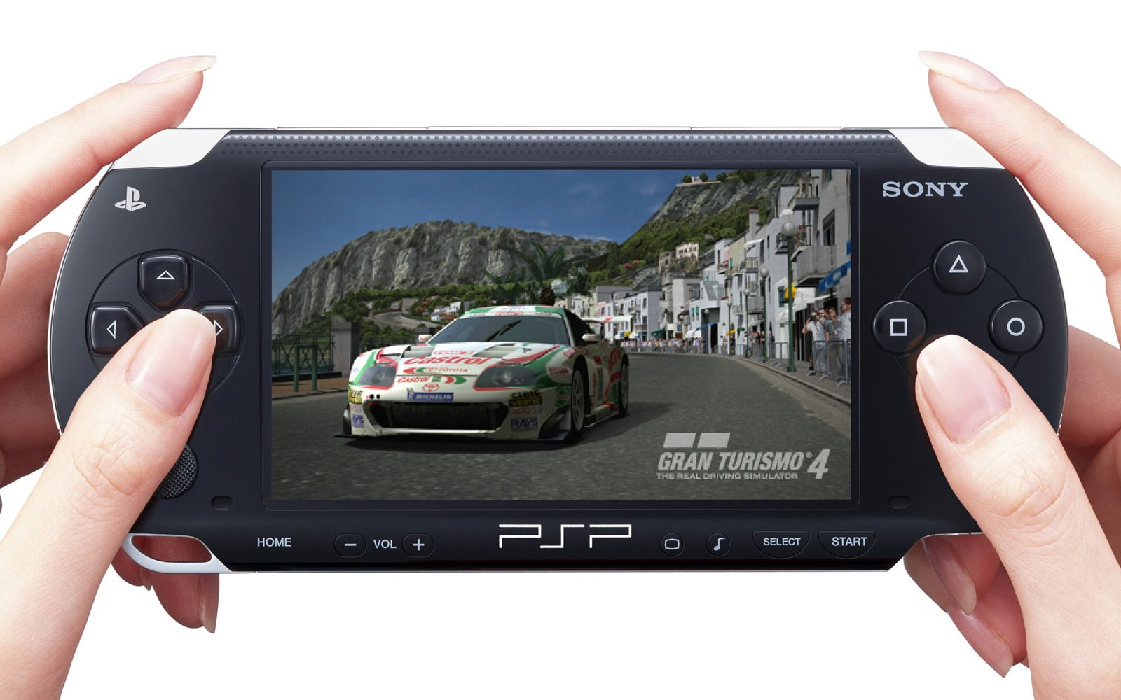 PSP - not a failure after all?