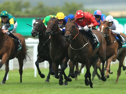 Garswood claims Lennox Stakes victory at Glorious Goodwood